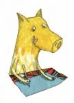radio,facteur cheval,merci facteur,pont des arts,rencontre scolaire,salon du livre, saint-gervais-la-forêt, fondation du doute, collection de l'art brut, art brut