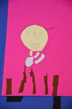 pont des arts,élan vert,picasso,atelier d'écriture,rencontres scolaires,école élémentaire