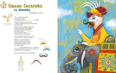 peggy nille,à plume poil et paillettes,gautier-languereau,création,écriture,inspiration,latin,humour