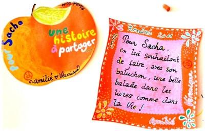 Dédicace Pomme et Baluchon 2.JPG
