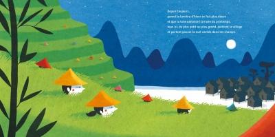 bonne année,chine,contes traditionnels,nian shou,éditions de l'élan vert,sébastien chebret