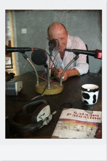 salaam palestine,radio,entretien,interview,émission,média,suisse